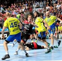 Handball: HC Erlangen schlägt den VfL Gummersbach mit 30:22