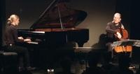"""showimage Konzert """"l'equilibre"""" - Musik im Dialog mit Julia Kadel und Thilo Thomas Krigar am 21.09.18 in der Schwartzschen Villa"""