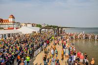 Zwei Triathlon-Feuerwerke am Wochenende im Ostseebad Binz