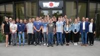 Ausbildungsstart bei Wolf - 2018 starten 30 Auszubildende in ihre berufliche Karriere