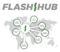 Bright Solutions: Flash Hub revolutioniert Arbeitswelt