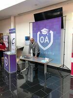 Seminar-Veranstaltung in Köln: Crea Union GmbH startet mit OnAcademy durch