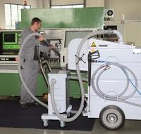 Maschinenreinigung: Graushaar erweitert Service-Portfolio