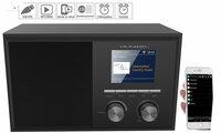 VR-Radio WLAN-Internetradio IRS-250 mit 2 Weckzeiten