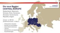 Sodexo führt neue Regionalstruktur ein