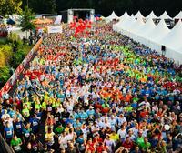 875 Jahre Chemnitz  und 9.000 Firmenläufer feiern mit
