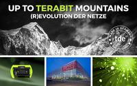 Erstklassig in Düsseldorf: tde-Roadshow erobert die Terabit Mountains am Rhein