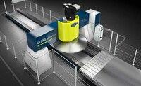 Milling machine for aluminium plates sets new standard