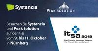 Systancia präsentiert sich auf der it-sa 2018 in Nürnberg