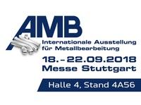 showimage GK Werkzeugmaschinen GmbH auf der AMB 2018 in Stuttgart