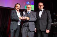Hans-Werner Sinn erhält den Deutschen Rednerpreis der German Speakers Association