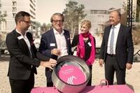 Strenger Gruppe legt Grundstein für Ludwigsburg Baywa-Areal Zwanzig Zwanzig