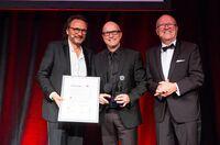 """GSA """"Hall of Fame"""": Andreas Buhr wurde für seine herausragende Performance und Qualität als Speaker geehrt"""