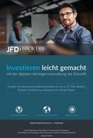 showimage JFD Brokers veröffentlicht digitale Asset-Management-Lösung für Retail-Kunden