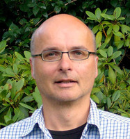 Andreas Vierling spricht am 22.09.2018  in Baden - Baden
