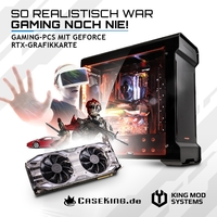 JETZT bei Caseking - Leistungsstarke Gaming-PCs mit NVIDIA GeForce RTX-Grafikkarten.