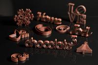 Print wirkt! Wenn es um gedruckte Schokolade geht!