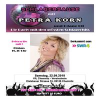 Schlagersause - Die Party mit Petra Korn