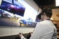 Autokauf im Einkaufszentrum: im Forum Hanau eröffnet der erste Extended Virtual Reality Store Europas