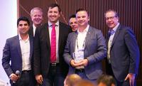 agilimo erhält BlackBerry Top Disruptor Award