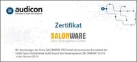 GoDB-Zertifizierung von SALONWARE
