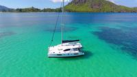 Segeltörn im Paradies - Inseln der Seychellen mit dem Katamaran erkunden