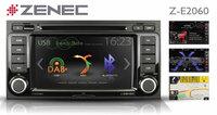 showimage ZENEC Z-E2060: Top-Entertainer und flexible Navi für VW T5