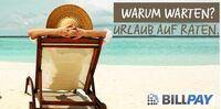 Urlaub auf Raten - Urlaubsfinanzierung leicht gemacht mit Thomas Cook und BillPay