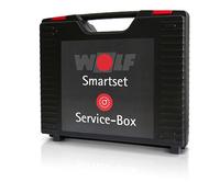 Cleveres Tool für Fachhandwerker: Neue Wolf Smartset Servicebox
