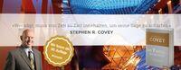 """50. Auflage """"Die 7 Wege zur Effektivität"""": GABAL Verlag würdigt den Weltbestseller Stephen R. Coveys mit After-Work-Veranstaltung in Frankfurt"""