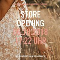 """You are Main"" - neuer Bridal Concept Store in Frankfurt"