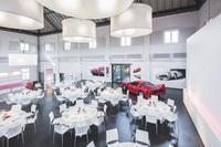 autobau erlebniswelt - die Eventlocation mit Drive