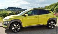 Prima gelaufen: Auto-Praxistest Hyundai Kona T-GDI
