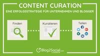 Content Curation - eine Erfolgsstrategie für Unternehmen und Blogger