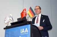 Türkei-Tag auf der Automobilmesse IAA in Hannover