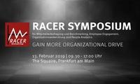 RACER Symposium: Gain More Organizational Drive