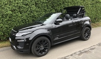 SmartTOP additional top control now available for the Range Rover Evoque Cabriolet