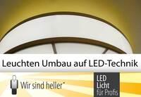 LED Umrüstung und LED Instandhaltung vorhandener Leuchten richtig umsetzen