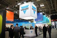Vishay auf der electronica: C4.421/422 und B4.W07-W10