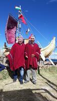 Extremsegler Dominique Görlitz baut ABORA IV in Bolivien