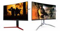AOC: Gaming-Displays für Hunderte Millionen von Gamern
