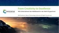 Gründung von cencerus (Schweiz) AG:  Lotse, Impulsgeber und Lernbegleiter für die Welt 4.0