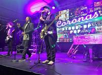Die Interaktive Eventband De Coronas erobert die Kieler Woche auch ohne Sturm