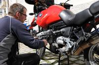 Winterschlaf für das Motorrad - Verbraucherinformation der ERGO Versicherung
