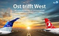 flybmi und Turkish Airlines geben neues Codeshare-Abkommen bekannt