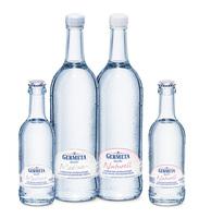 Neu:   Zeitlos elegantes Flaschendesign für das Germeta Gastro-Sortiment