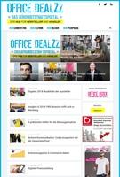 OFFICE-DEALZZ.DE:   Infoportal für die Bürowirtschaft gelauncht