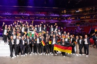 Medaillenregen für Deutschland bei EM der Berufe