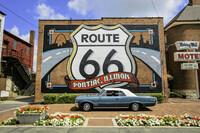 Die legendäre Route 66 erleben: Das Illinois Office of Tourism startet Kampagne mit Indian Motorcycle und CRD International