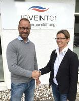inVENTer - dezentrale Lüftungsgeräte: aus Brüggemann wird inVENTer Nord